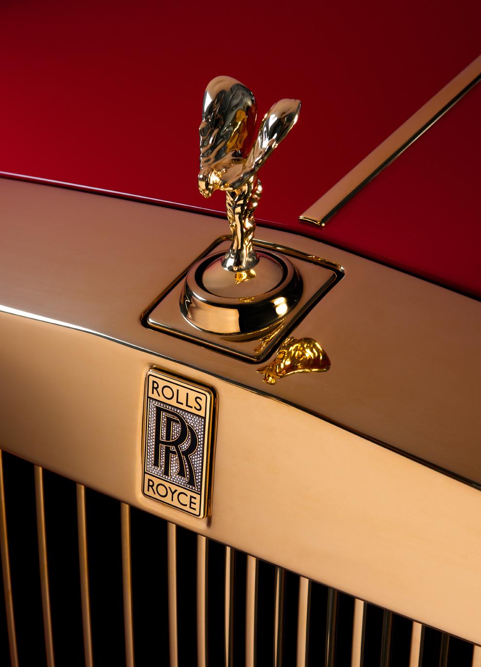 Los Rolls Royce Más Caros De La Historia Para El Hotel Más Lujoso