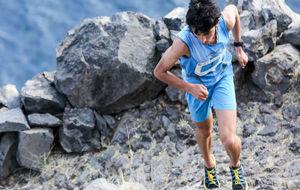 Saúl Padua, ganador de la última edición del Kilómetro Vertical de...