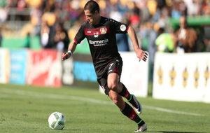 El mexicano espera mejorar en la Bundesliga