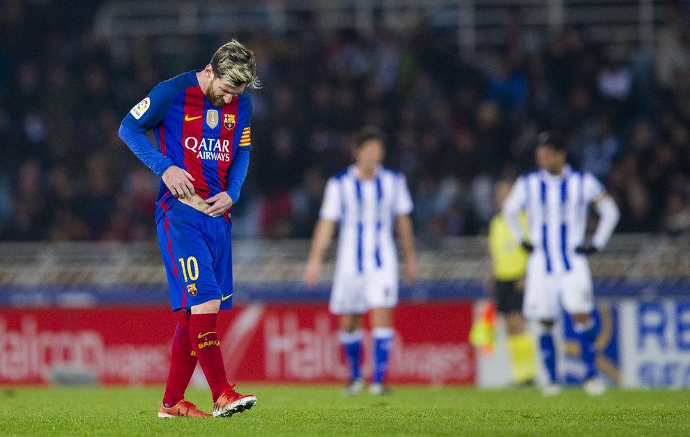Real Sociedad vs Barcelona en directo