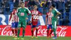 Torres celebra su gol número 100 ante el Eibar