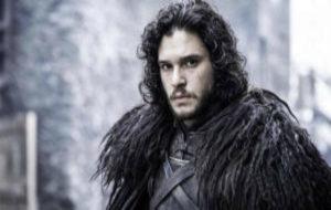 Kit Harington como el personaje Jon Snow en 'Juego de...