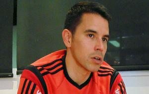 Javier Saviola, en una entrevista con MARCA.