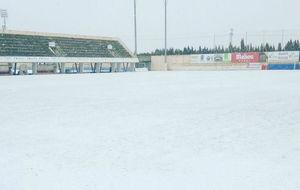 Campos de la Ciudad Deportiva Andr�s Iniesta de Albacete.