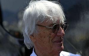 Bernie Ecclestone, 'Supremo' de la F1