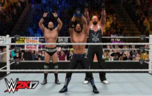 'WWE 2K17'