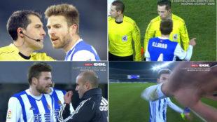 Cuatro instantes de Illarra contra el Barça