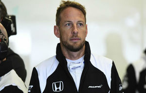 Jenson Button, piloto reserva de McLaren