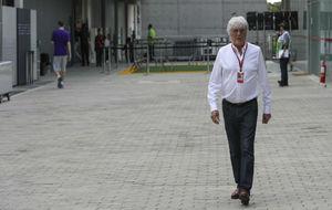 """Bernie Ecclestone, actual """"Supremo"""" de la F1"""