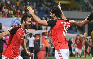 Egipto ganó gracias a la conexión de estos dos hombres