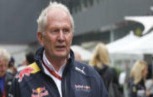 Helmut Marko, asesor del equipo Red Bull