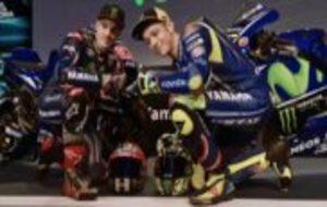 Viñales y Rossi.
