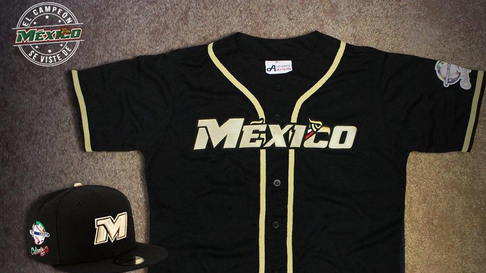 Así se vestirá México para la Serie del Caribe! - México ya tiene ... fbcc9e5d60a7c