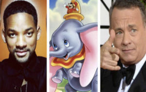 Will Smith y Tom Hanks