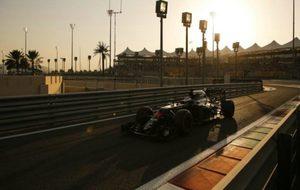 Alonso, con el McLaren.