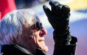 Bernie Ecclestone dirigi� la F�rmula 1 durante 39 a�os
