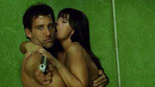 Clive Owen & Monica Bellucci in Vantage Point (2007)