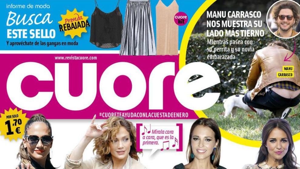 Las portadas de las revistas de esta semana 25 de enero for Revistas de espectaculos de esta semana