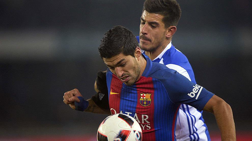 Barcelona vs Real Sociedad en directo