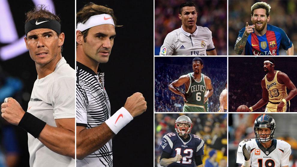 La rivalidad entre Rafael Nadal y Roger Federer es, sin lugar a dudas,...