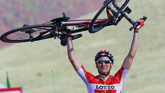 Tim Wellens consigue su segunda victoria en la Vuelta a Mallorca