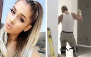 Ariana Grande y Tony Restivo