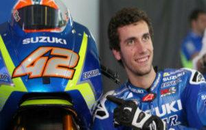 �lex Rins debutar� en MotoGP con Suzuki