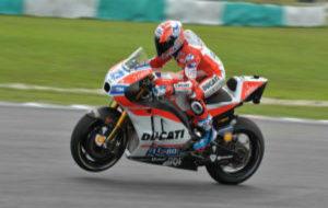 Casey Stoner, en las �ltimos d�as de test con la Ducati