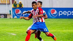 Luz Rodríguez, jugador del Estudiantes de Mérida.