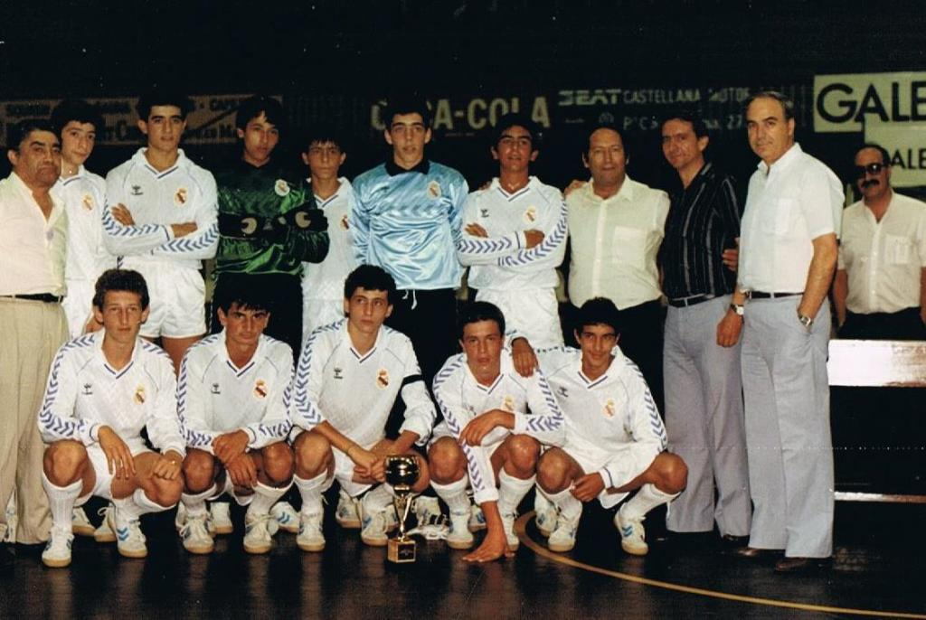 Cuando el Real Madrid jugaba al fútbol sala  2ffd9eb1220a0
