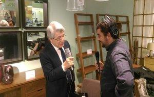 Enrique Cerezo habla en Marcador, con Pablo López