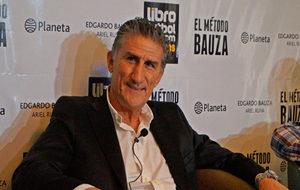 Edgardo Bauza, seleccionador de Argentina.