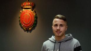 Angeliño, nuevo jugador del RCD Mallorca