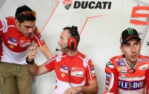 Pirro, Gabbarini y Lorenzo.