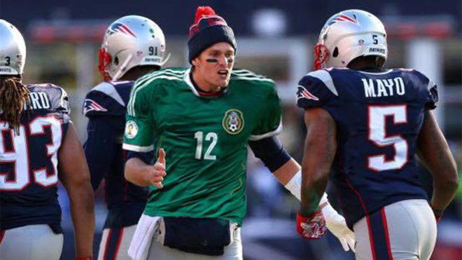 El día que Brady fue 'mexicano' | MARCA Claro México