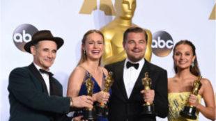 Ganadores de los Óscar 2016