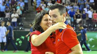Conchita felicita a Bautista