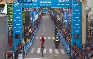 Tony Martin culmino con victoria su exhibici�n en la tercera etapa...