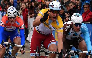 Alexander Kristoff vence a Barbier y D�mare en Rodilhan.