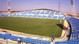 Panorámica del Coliseum Alfonso Pérez