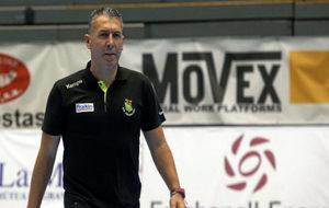 Carlos Viver, técnico del Franklin Granollers.