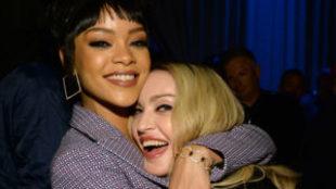 Rihanna y Madonna