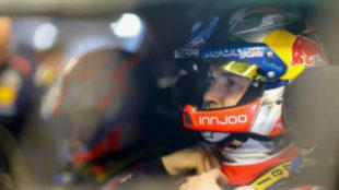 Dani Sordo, piloto de Hyundai