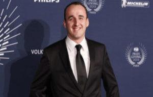 Robert Kubica, piloto del equipo ByKolles en el WEC