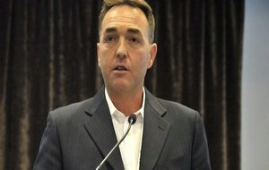 Óscar Garvín, presidente de la CCT