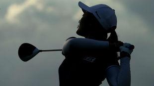 La china Xi Yu Lin, durante el pasado Pure Silk Bahamas LPGA Classic.