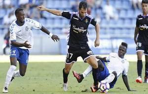 Javi Moyano, con el Valladolid, en el partido de Copa contra el...