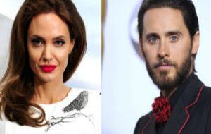 Angelina Jolie y Jared Leto