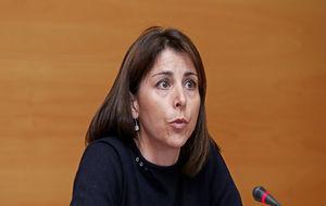 Anna Gonz�lez, la pasada primavera en un Foro MARCA por la seguridad...