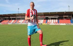 Kravets, nuevo jugador del Lugo